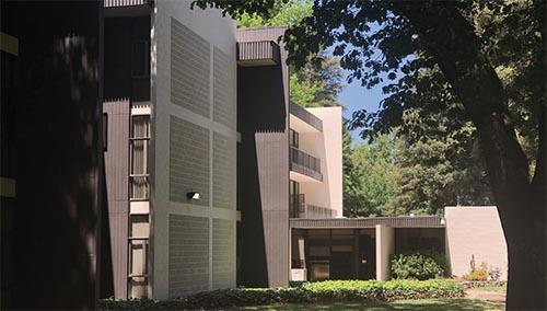 Sierra & Sutter Hall