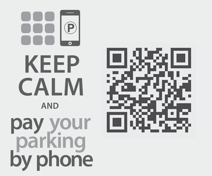 Parking Payment QR
